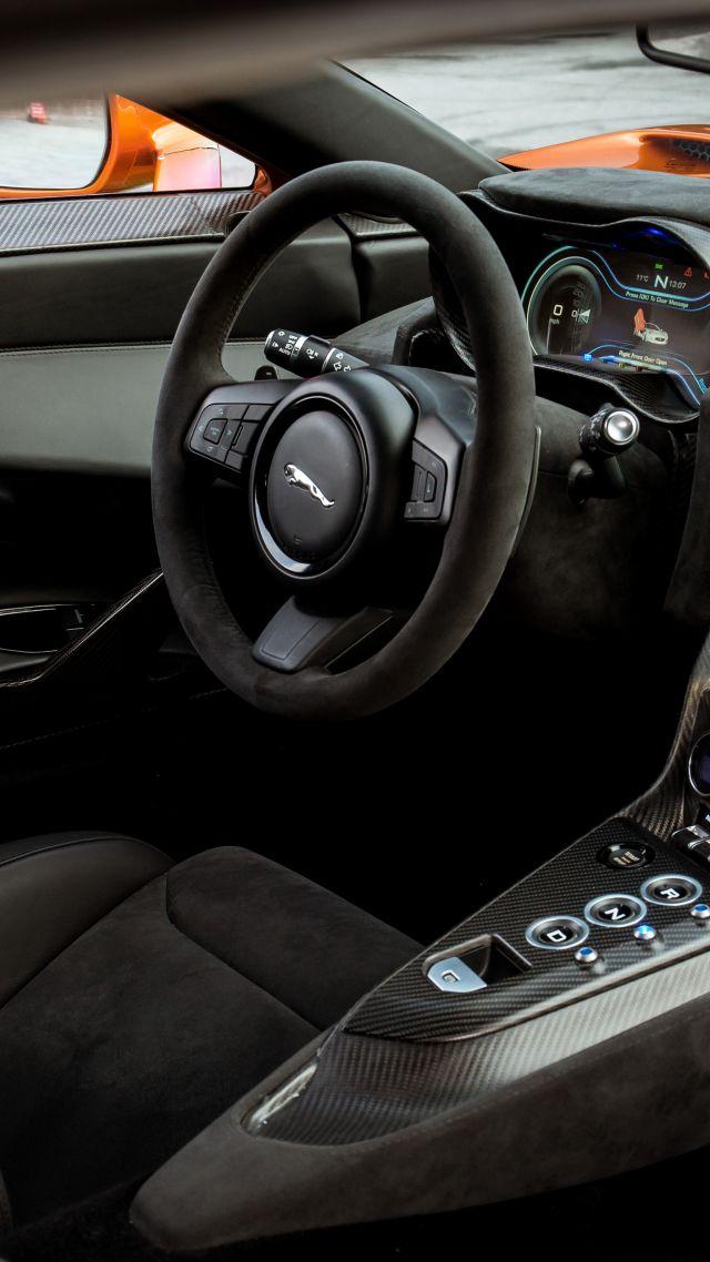007 Spectre James Bond Interior Spectre Jaguar C X75