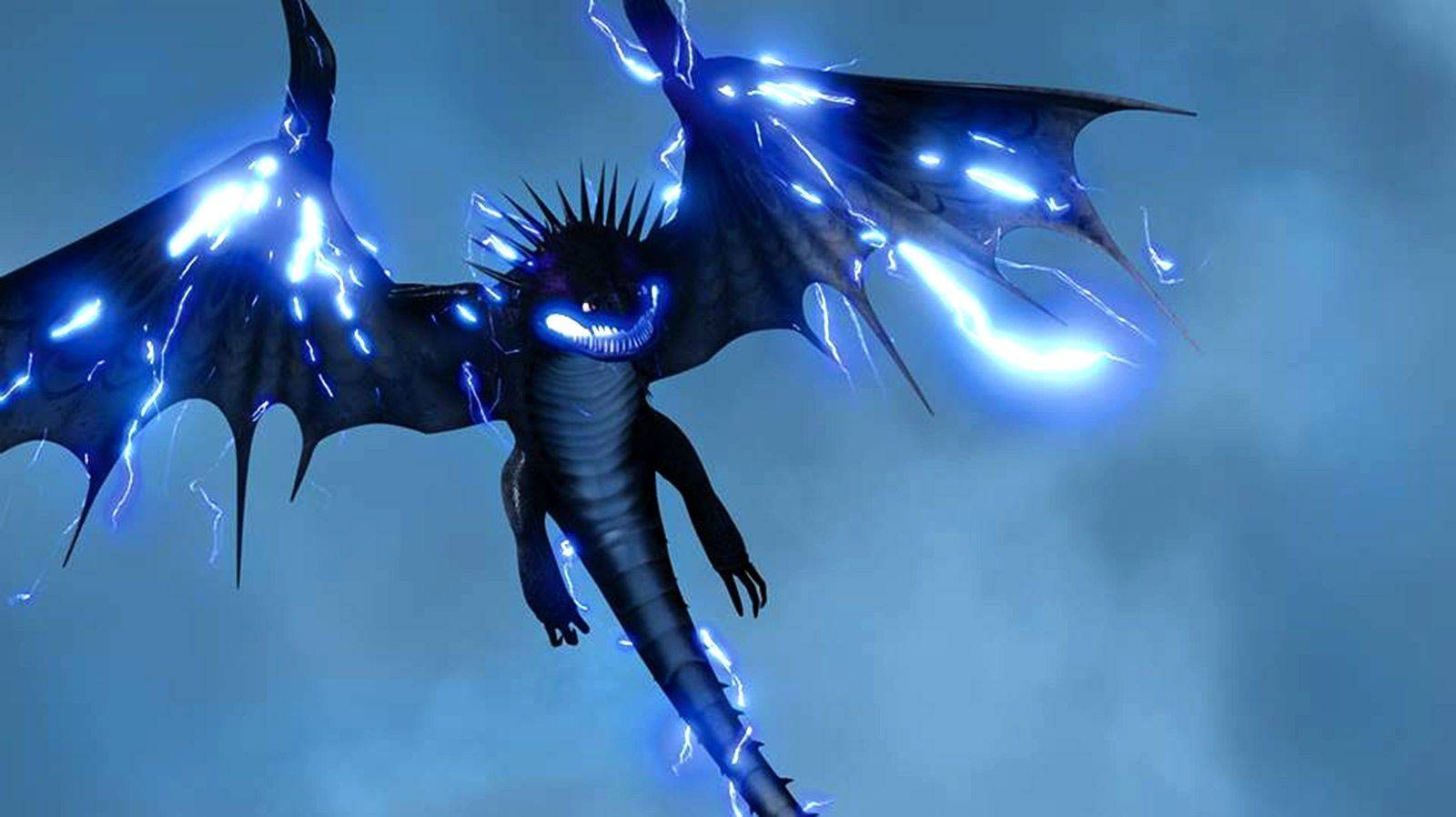 Blue Train Your Dragon 2 2221414 Hd Wallpaper Backgrounds Download