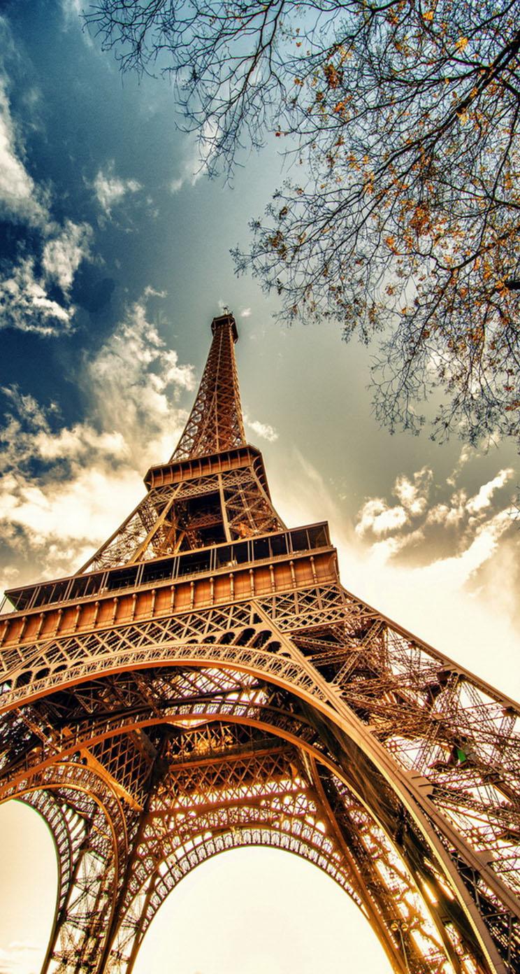 Paris Eiffel Tower Eiffel Tower Wallpaper Iphone 2222181