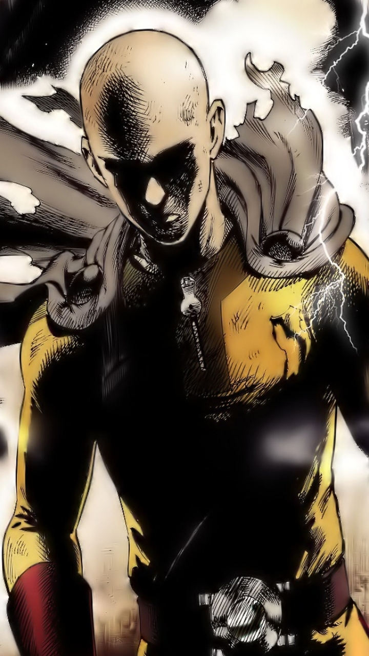 One Punch Man Hd Wallpapers For Android 2231515 Hd Wallpaper
