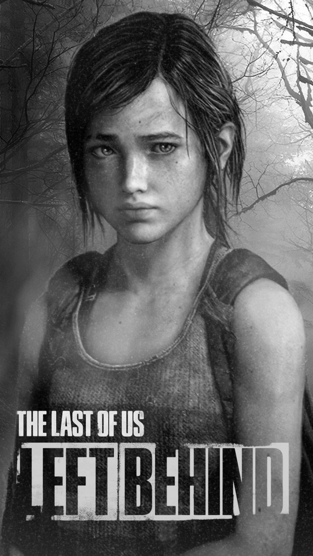 Ellie The Last Of Us Left Behind 2231932 Hd Wallpaper