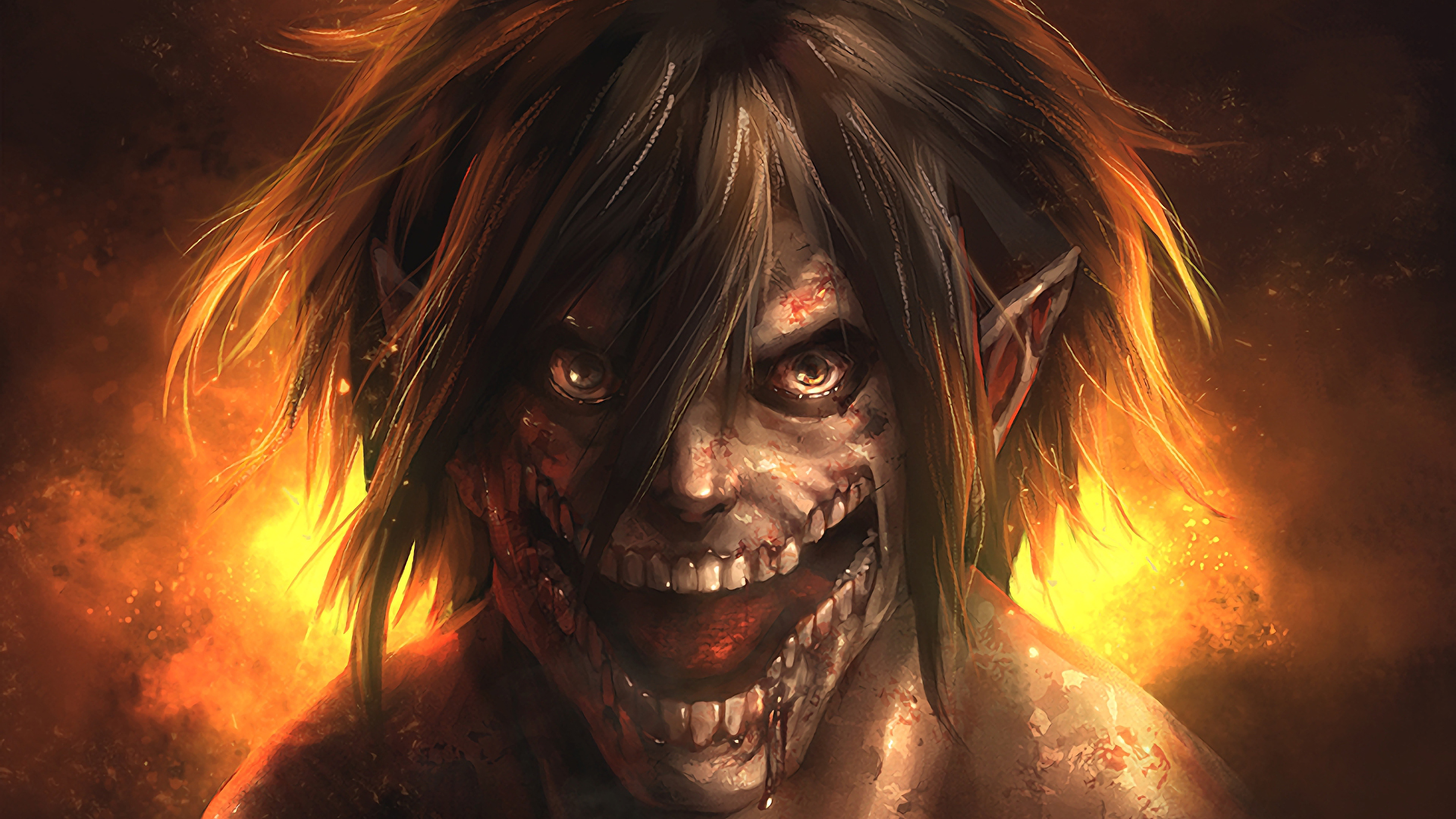 Attack On Titan 2232754 Hd Wallpaper Backgrounds Download