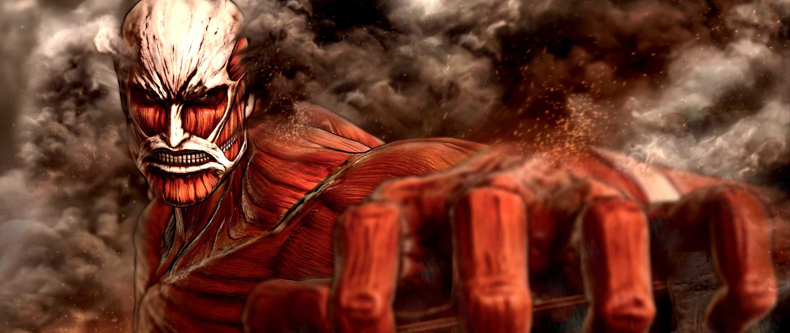 Attack On Titan 2233099 Hd Wallpaper Backgrounds Download