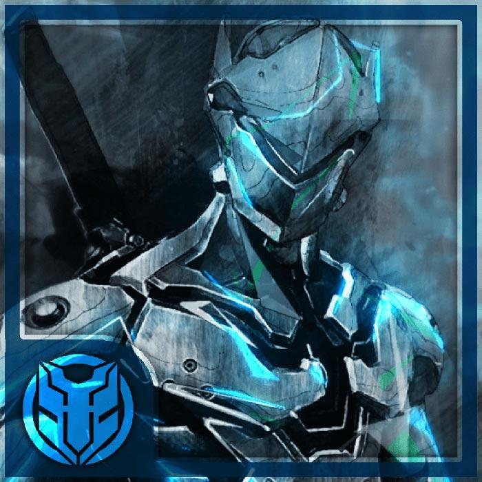 Genji Overwatch 2235010 Hd Wallpaper Backgrounds Download