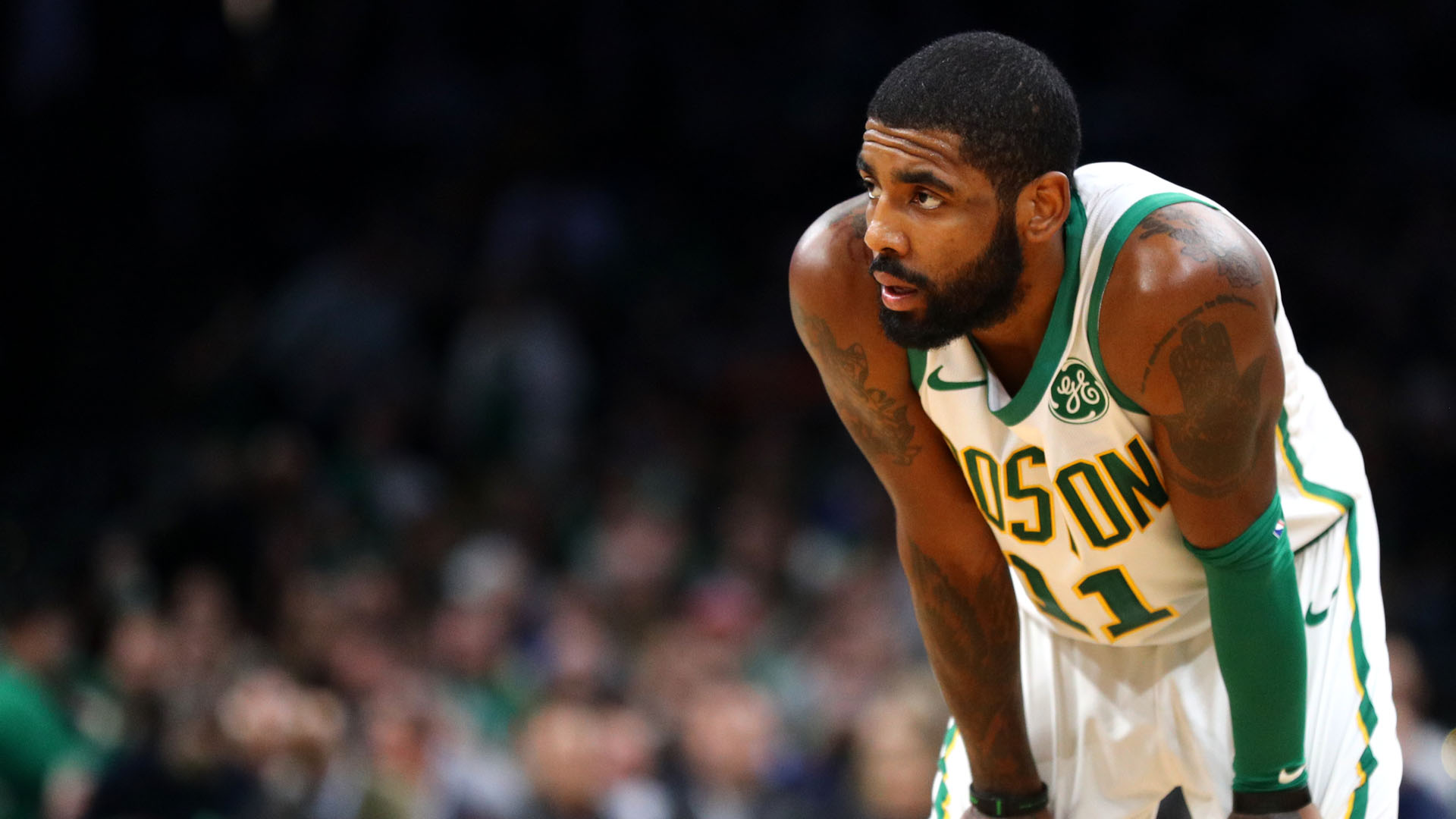 Kyrie Irving , HD Wallpaper & Backgrounds