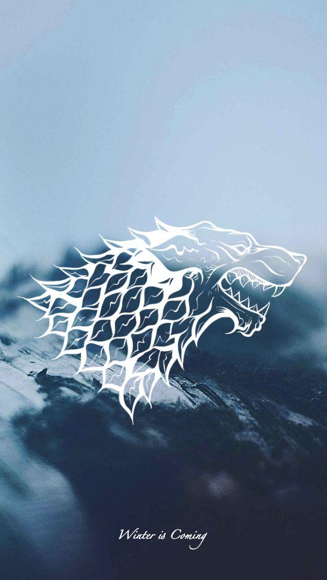 Game Of Thrones Stark Wallpaper Iphone , HD Wallpaper & Backgrounds