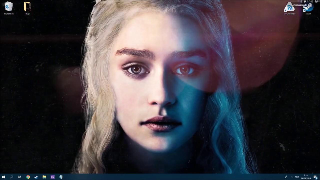 Daenerys Targaryen Wallpaper Hd Pc , HD Wallpaper & Backgrounds