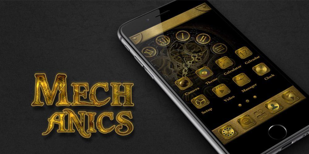 Go Launcher Golden Themes 2237635 Hd Wallpaper