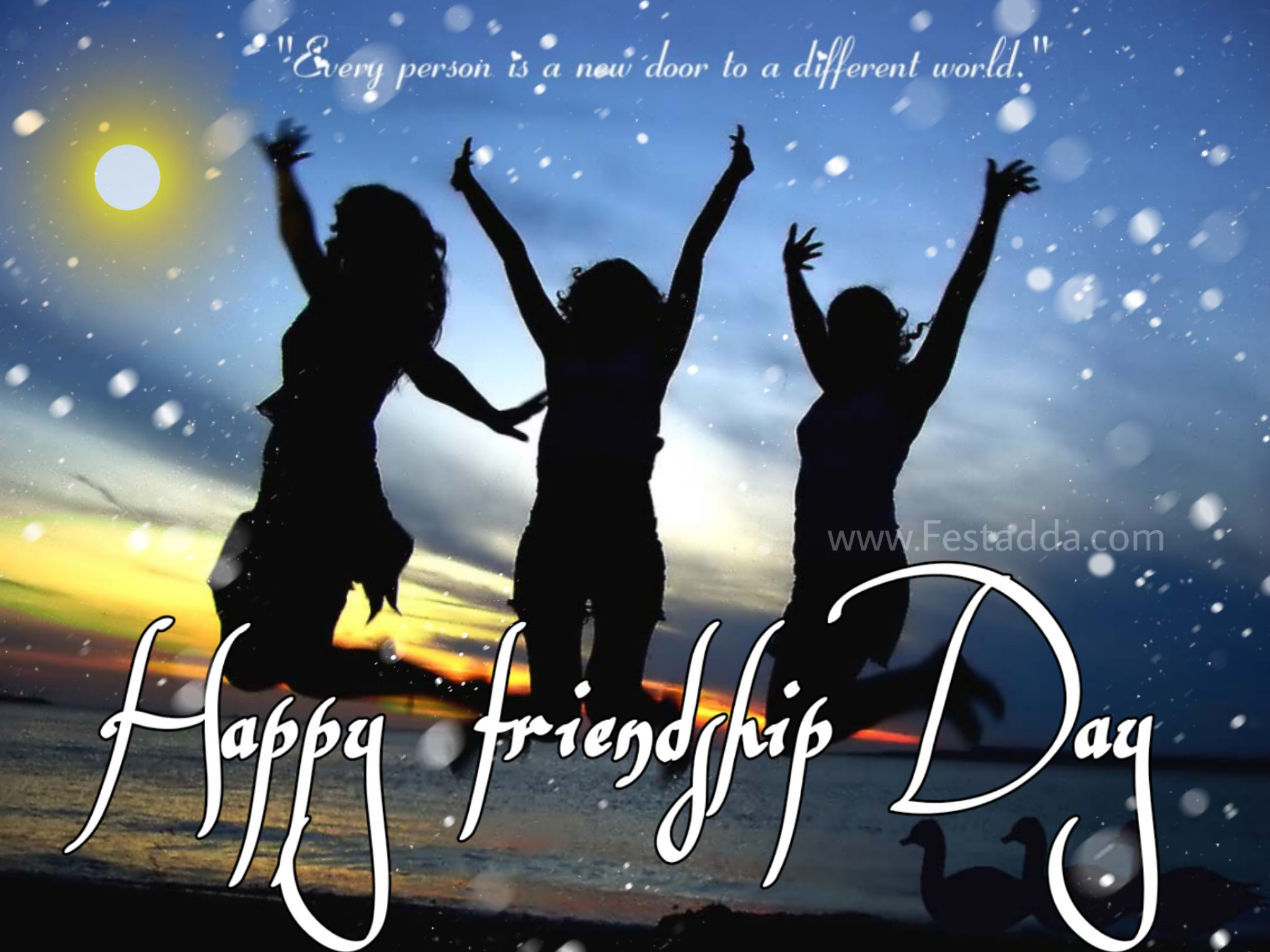 three girl best friends quotes hd