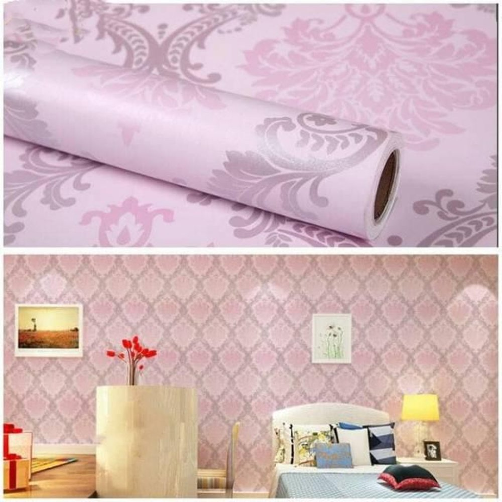 Harga Wallpaper Dinding Warna Pink HD Wallpaper