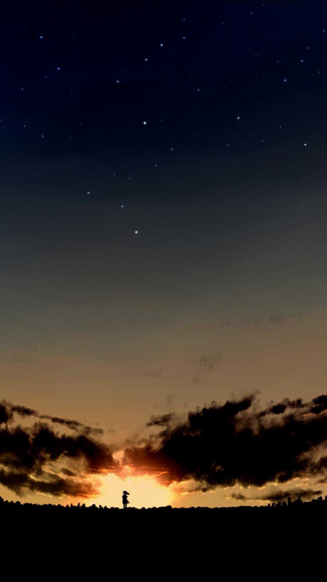 Beautiful Anime Wallpaper Iphone , HD Wallpaper & Backgrounds
