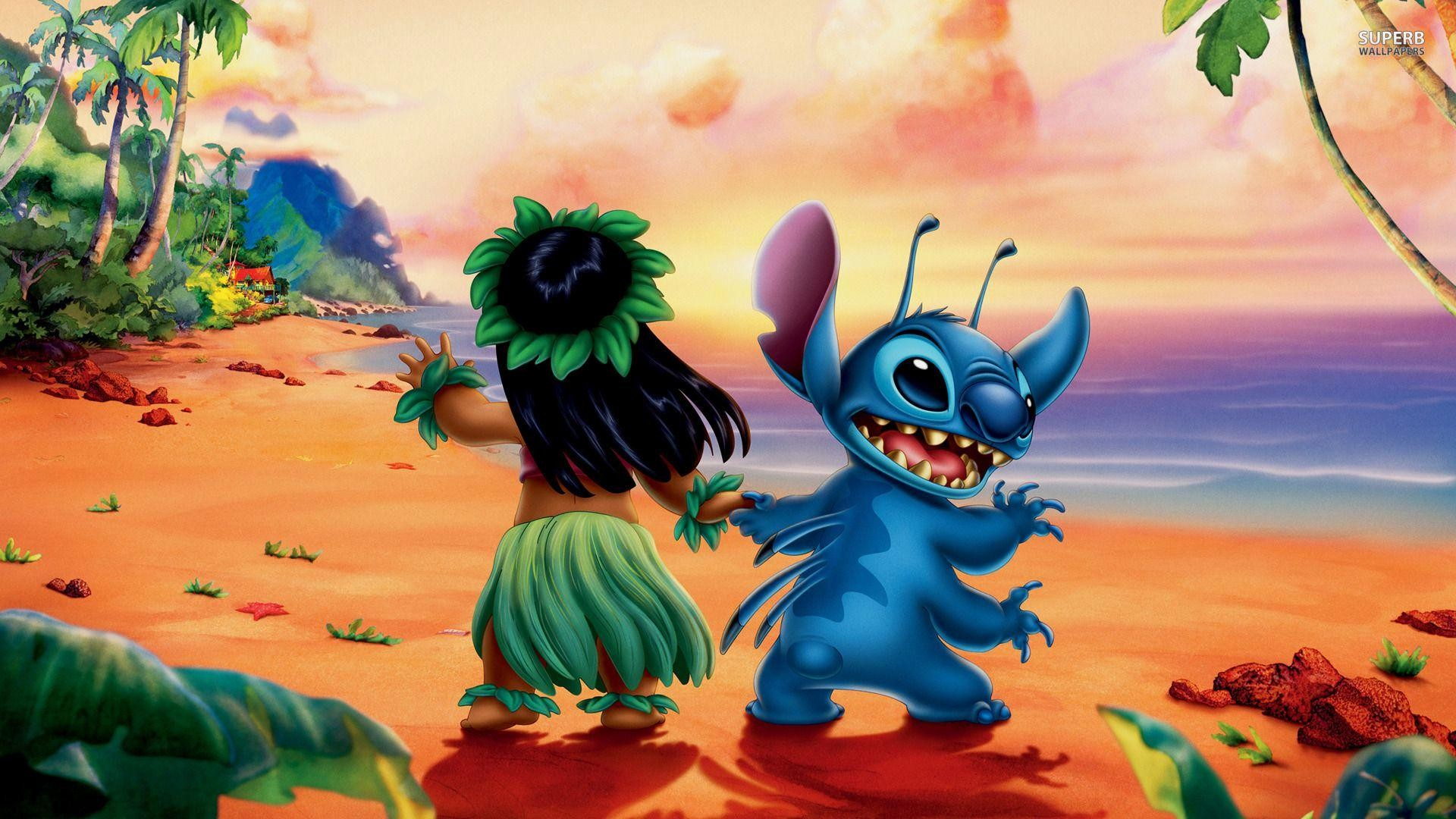 Lilo And Stitch Wallpaper Hd 2246367 Hd Wallpaper Backgrounds Download