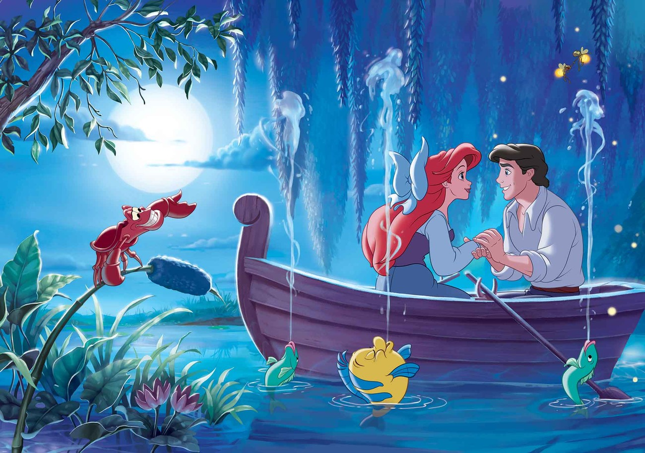 Iphone Little Mermaid 2246889 Hd Wallpaper Backgrounds Download