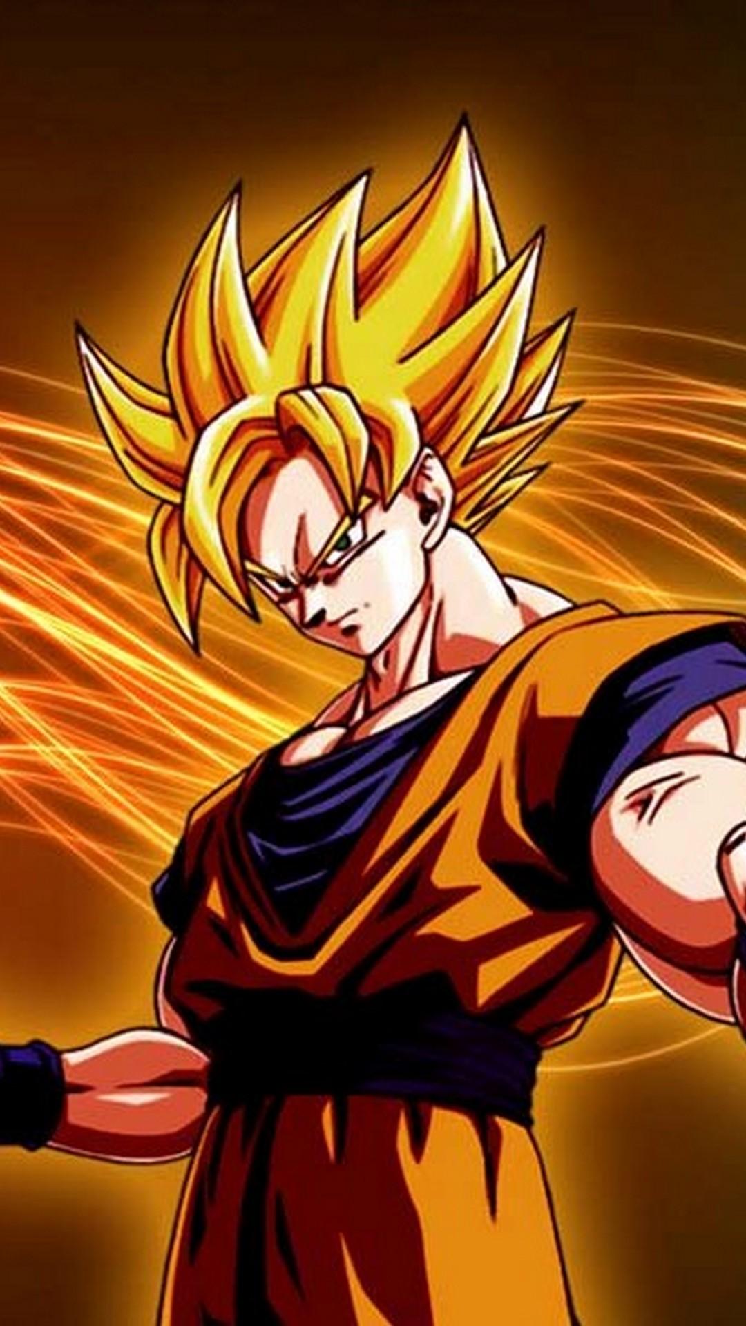 Dragon Ball Z Goku Super Saiyan 2247502 Hd Wallpaper