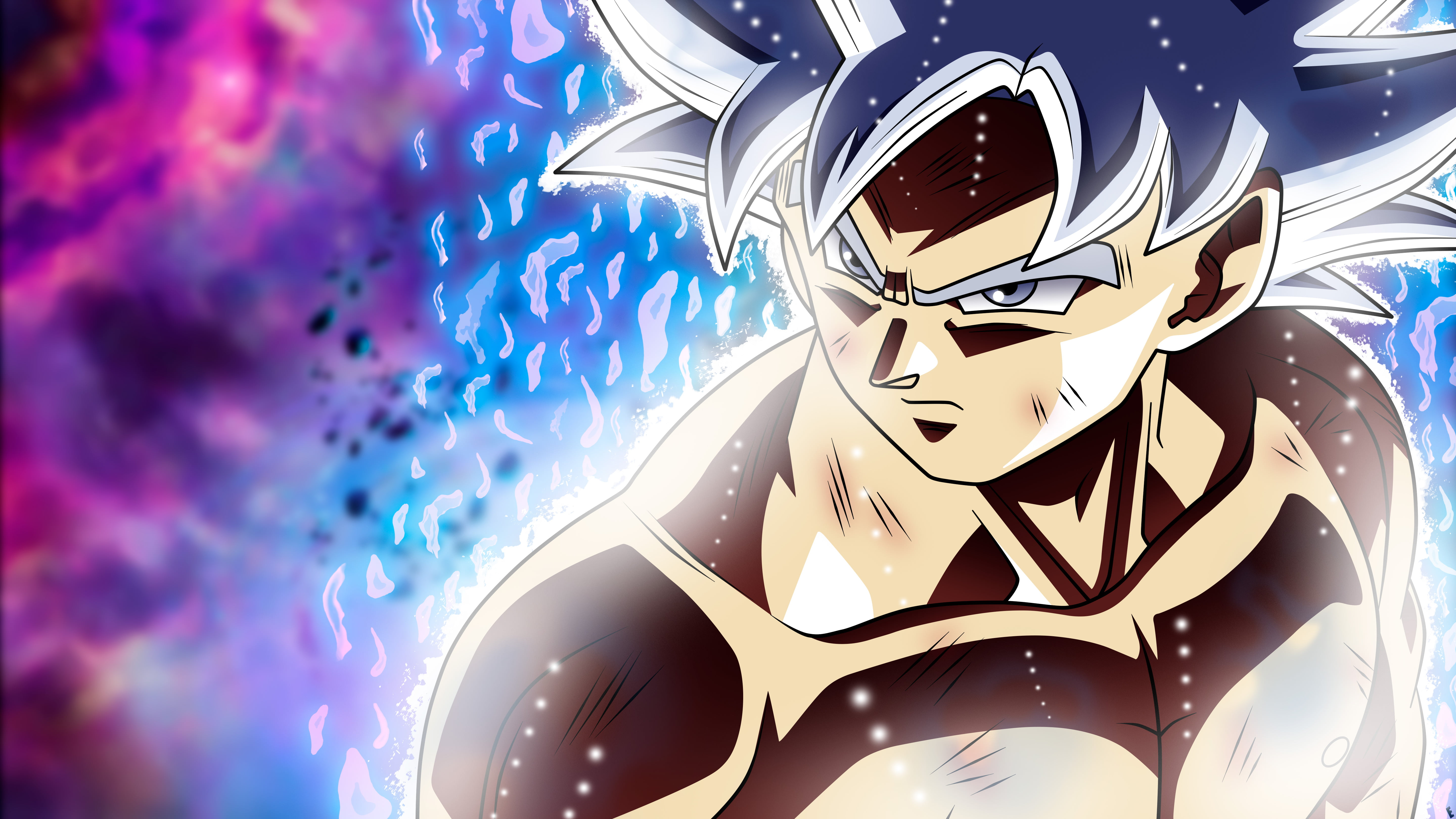 Goku Ultra Instinto Dominado 2247613 Hd Wallpaper
