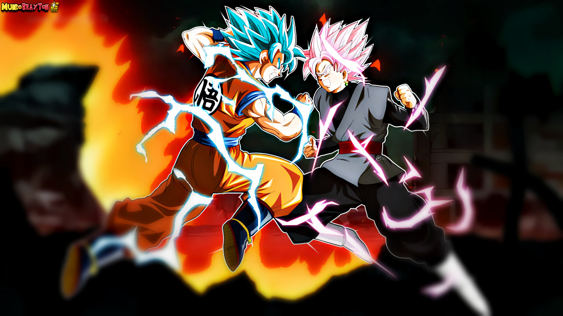 Best Dragon Ball Super 2247659 Hd Wallpaper