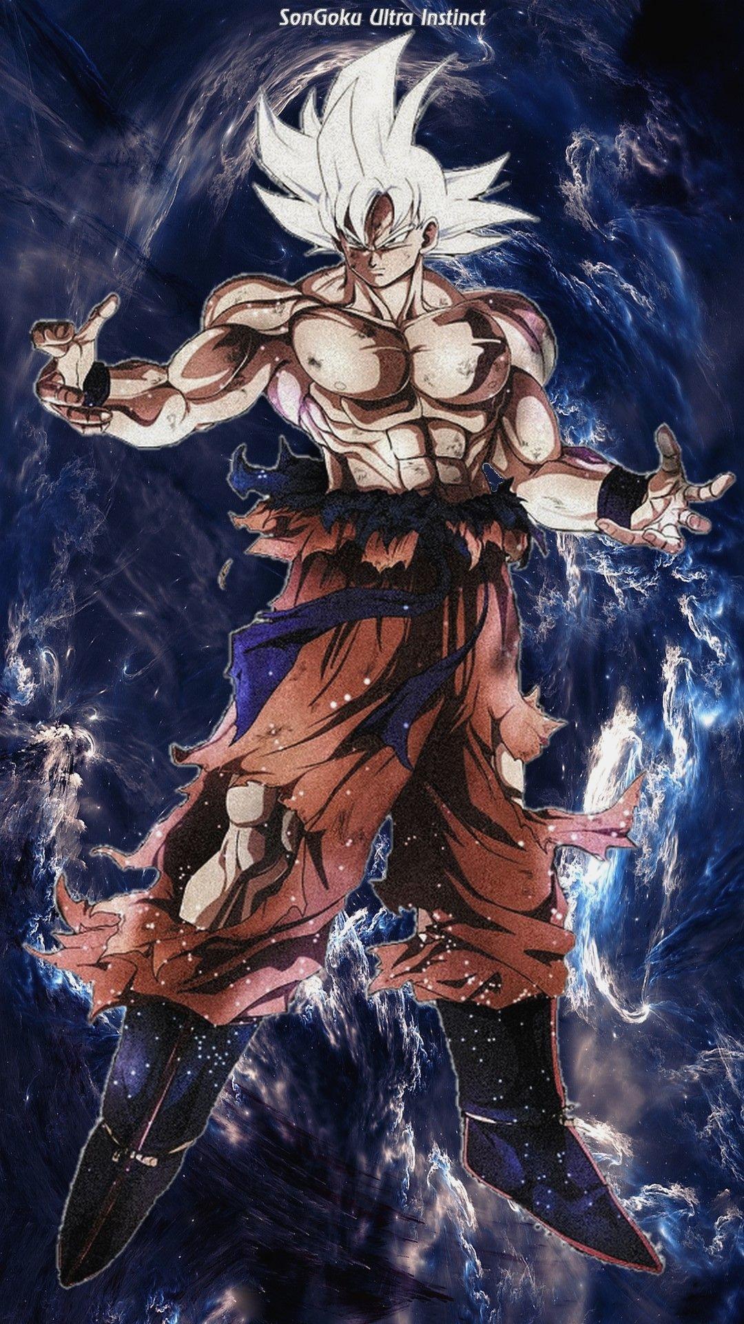Son Goku Ultra Instinct 2247704 Hd Wallpaper Backgrounds Download