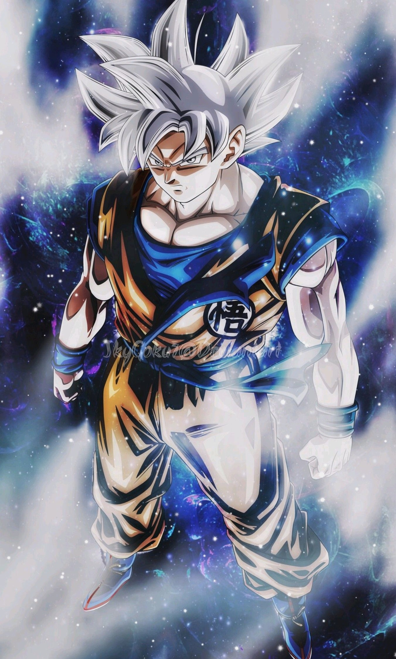 Dragon Ball Super Goku Ultra Instinct 2247742 Hd Wallpaper Backgrounds Download