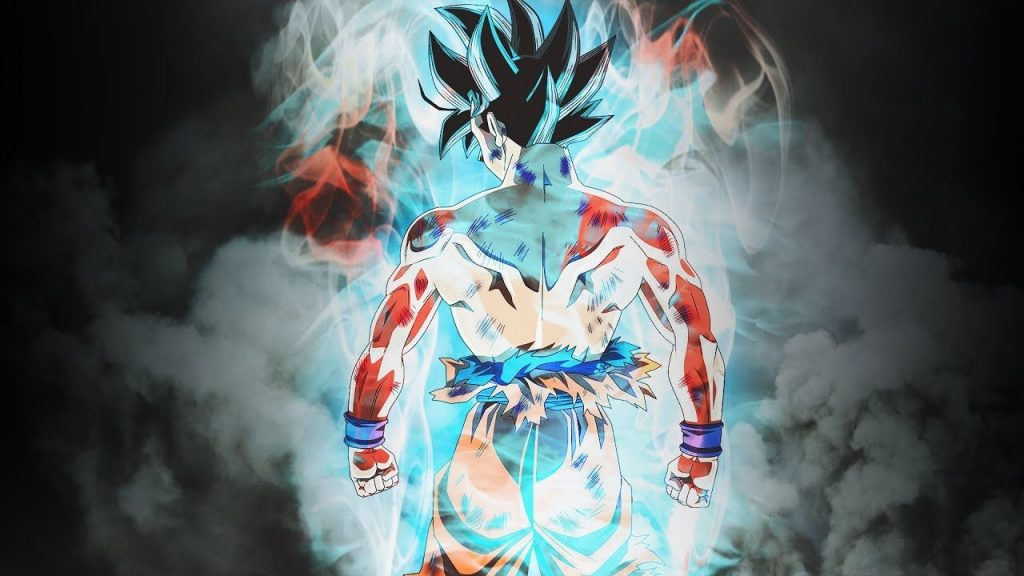 Goku Limit Breaker Wallpaper Pc 2247952 Hd Wallpaper