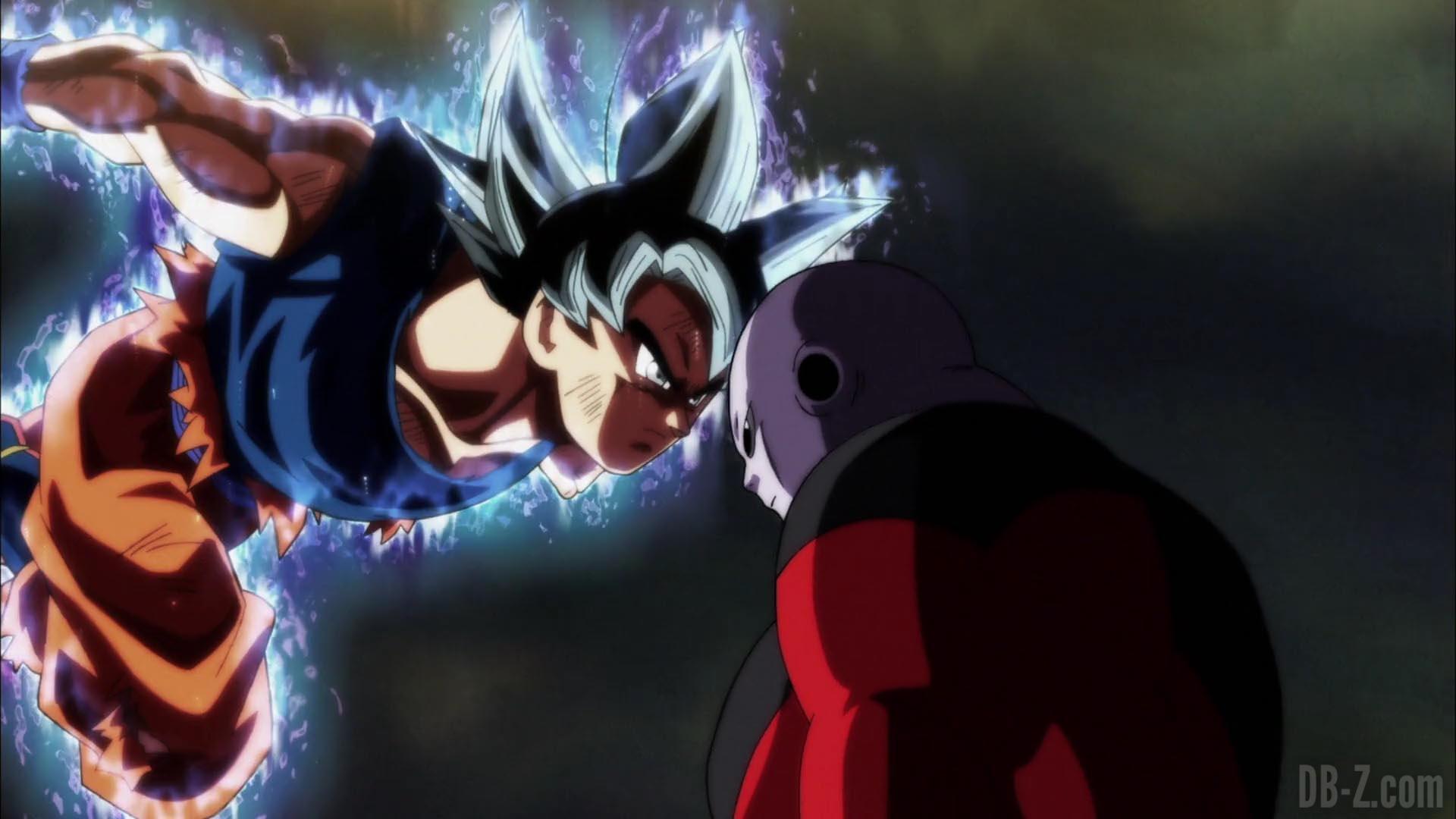 Goku Ultra Instinct Fight 2247958 Hd Wallpaper Backgrounds