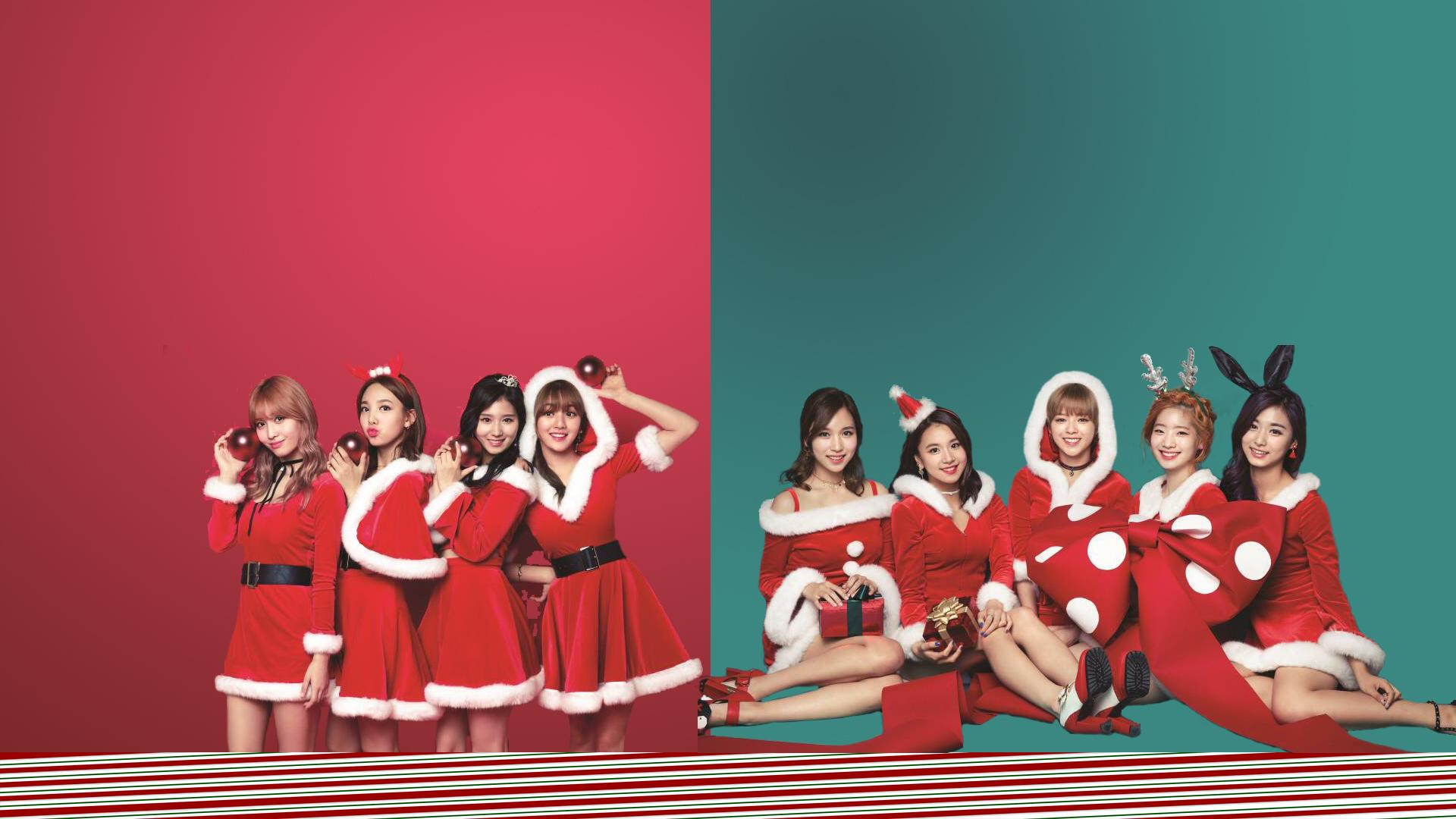 Twice Christmas , HD Wallpaper & Backgrounds