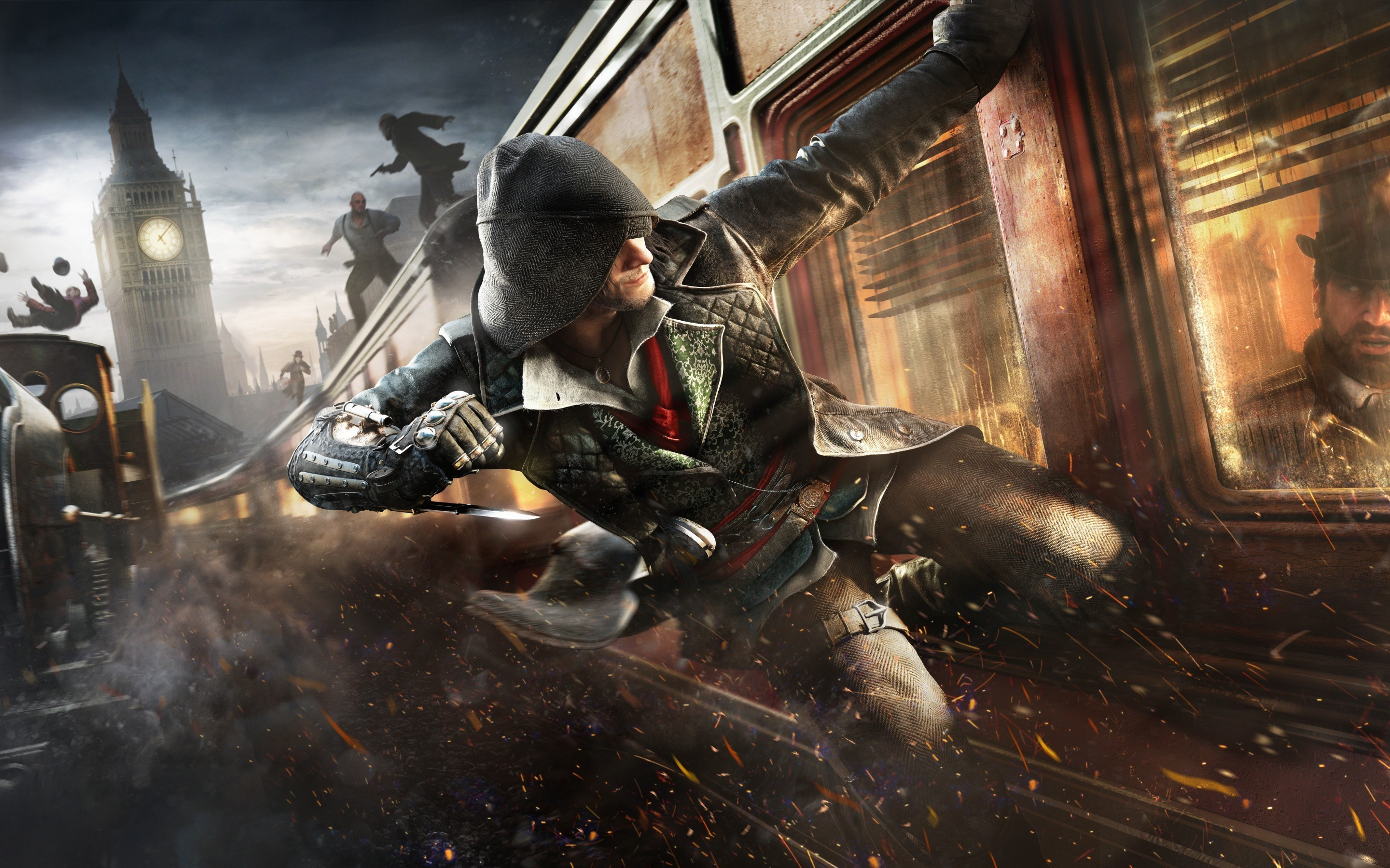 Gaming Assassin S Creed Syndicate 2249943 Hd Wallpaper