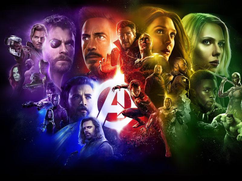 Avengers Infinity War Backgrounds 2250958 Hd Wallpaper