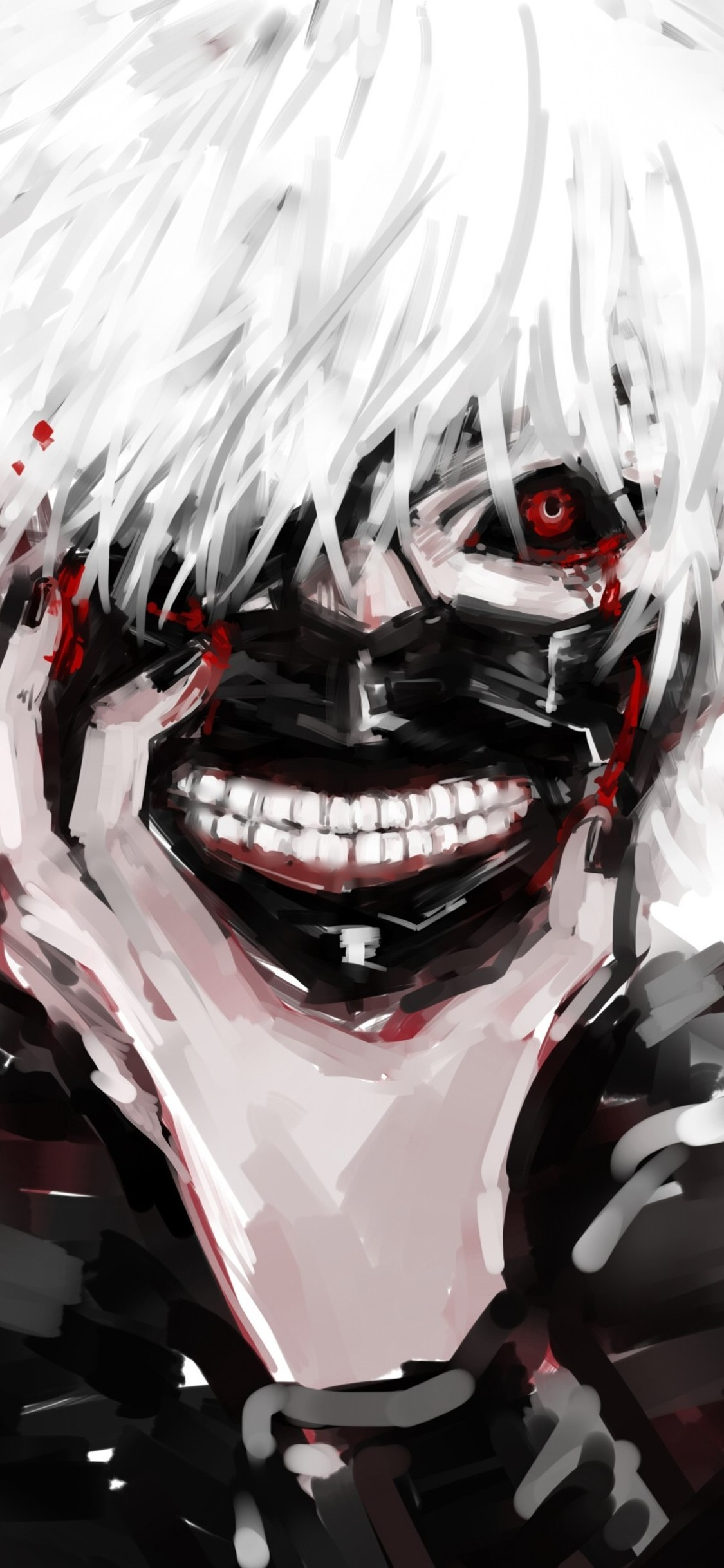 Tokyo Ghoul Kaneki Wallpaper Iphone 2253223 Hd
