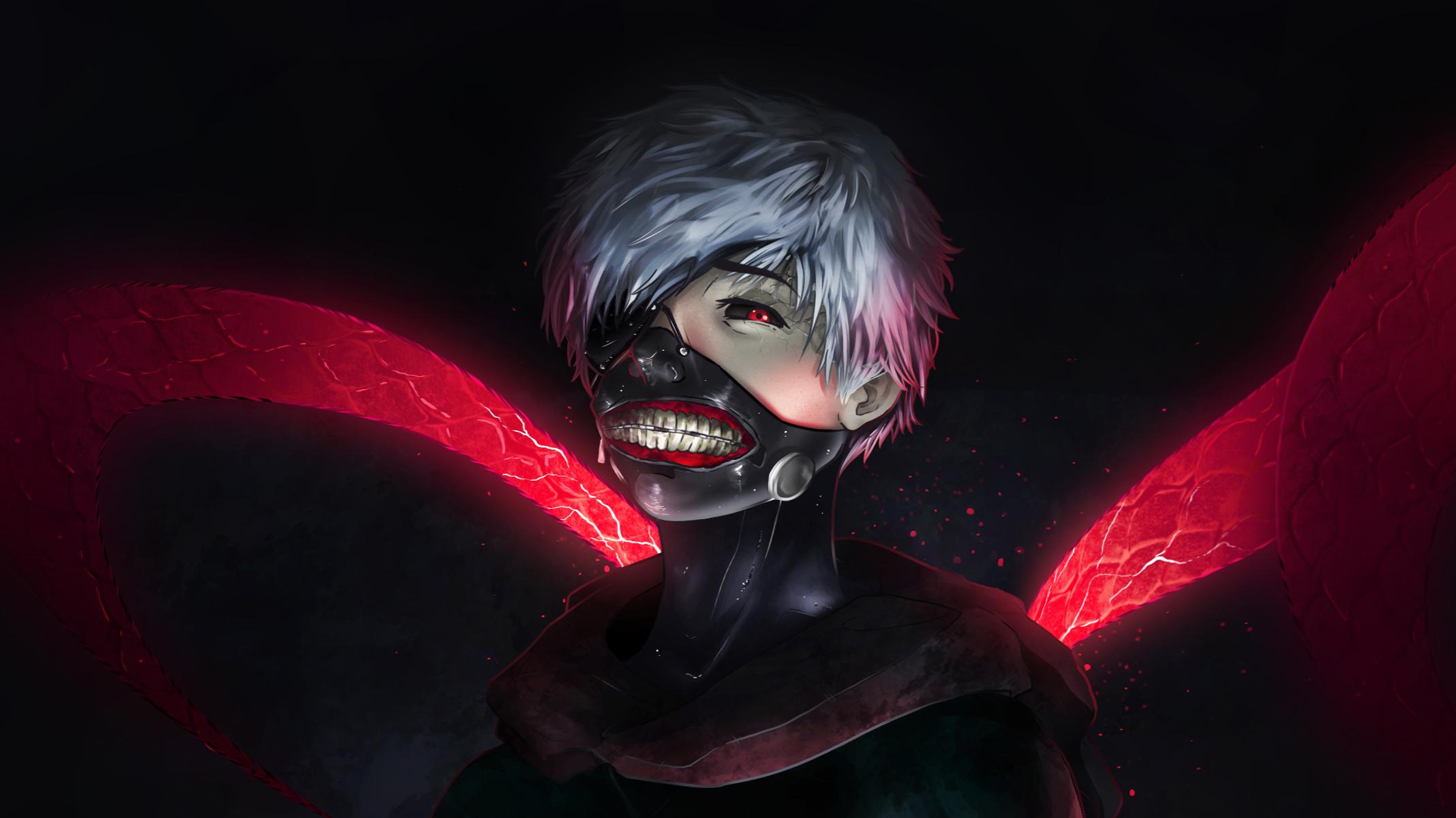 Ken Kaneki Tokyo Ghoul Wallpaper Hd 2253343 Hd Wallpaper Backgrounds Download
