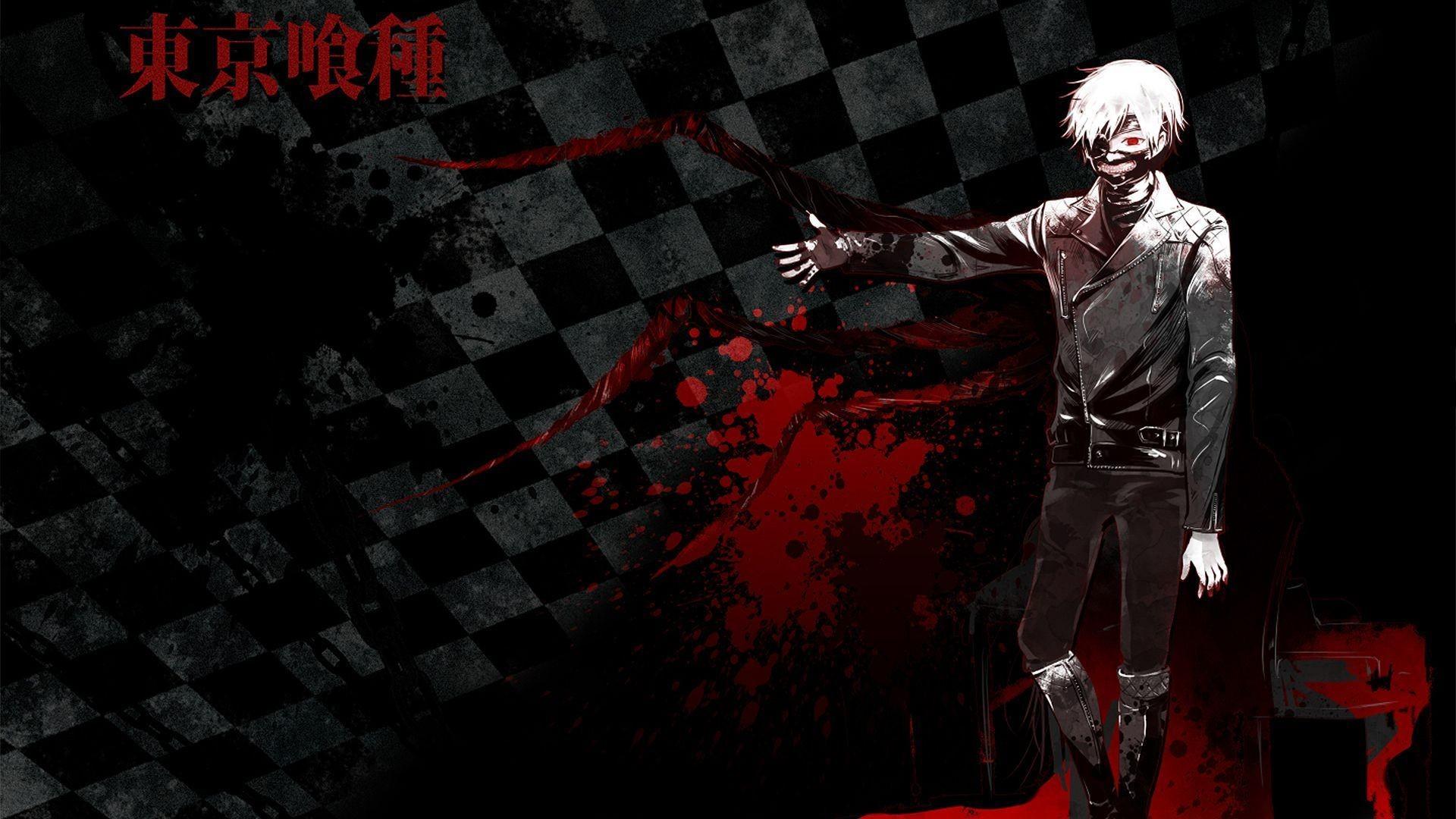 Tokyo Ghoul Wallpaper Ken Kaneki 2253434 Hd Wallpaper Backgrounds Download
