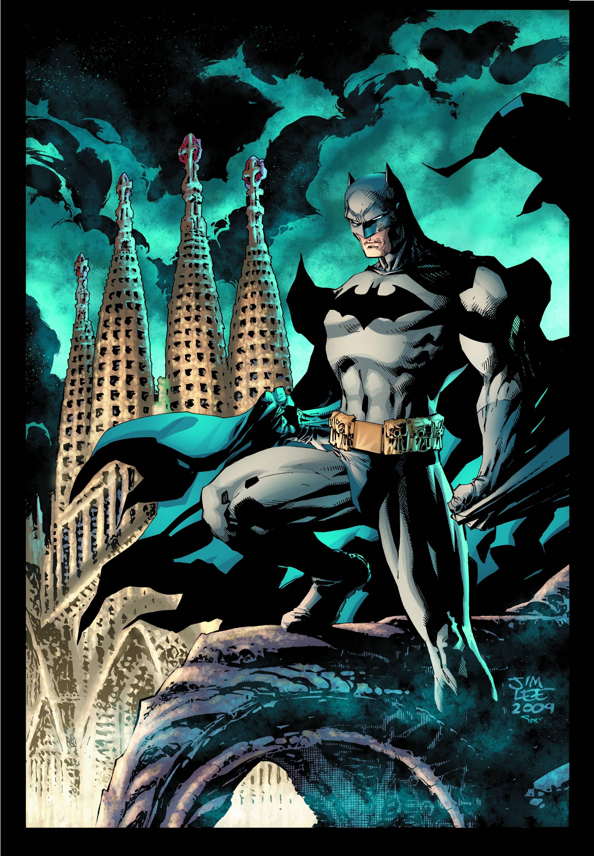 Batman In Barcelona: Dragon's Knight , HD Wallpaper & Backgrounds
