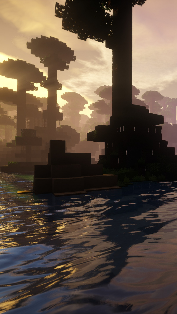Background Minecraft Hd Png , HD Wallpaper & Backgrounds
