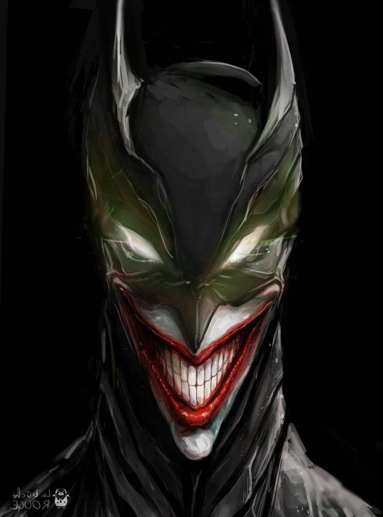 Batman And Joker Background , HD Wallpaper & Backgrounds