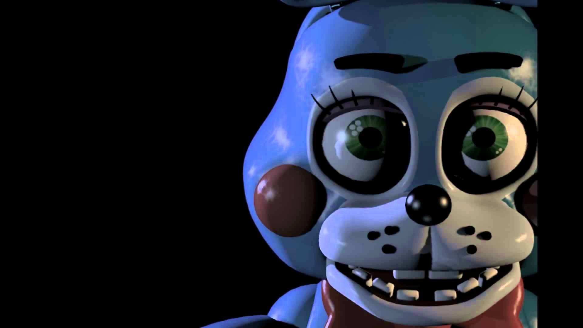 5 Nights At Freddy S Bunny 2256586 Hd Wallpaper Backgrounds