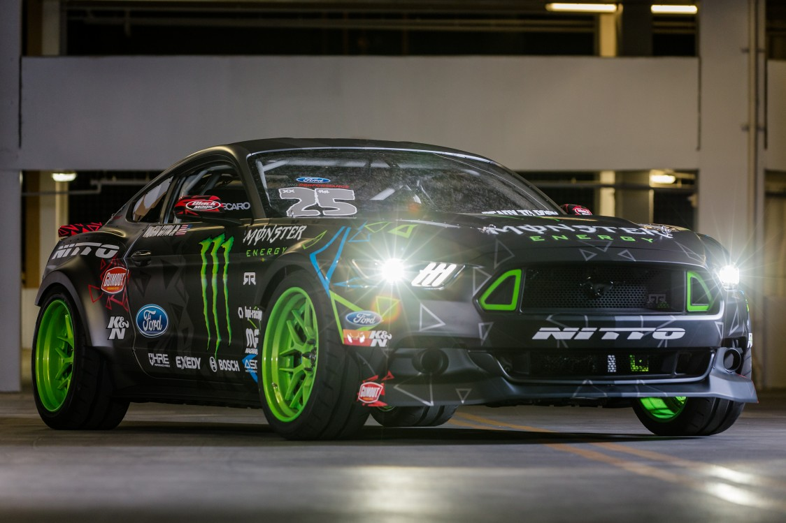 Ford Mustang Gt Ken Block 2258902 Hd Wallpaper Backgrounds