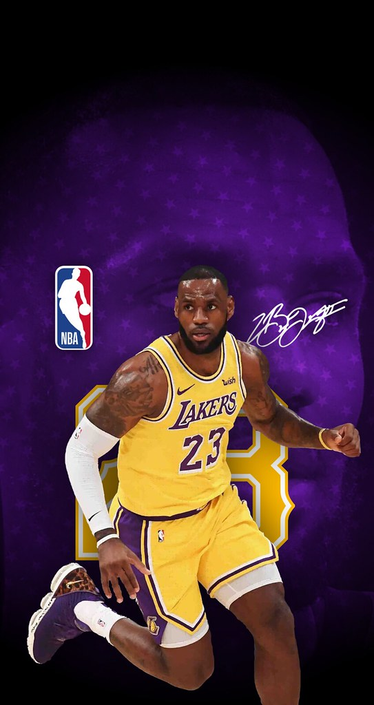 Lebron James Lakers 6 , HD Wallpaper & Backgrounds