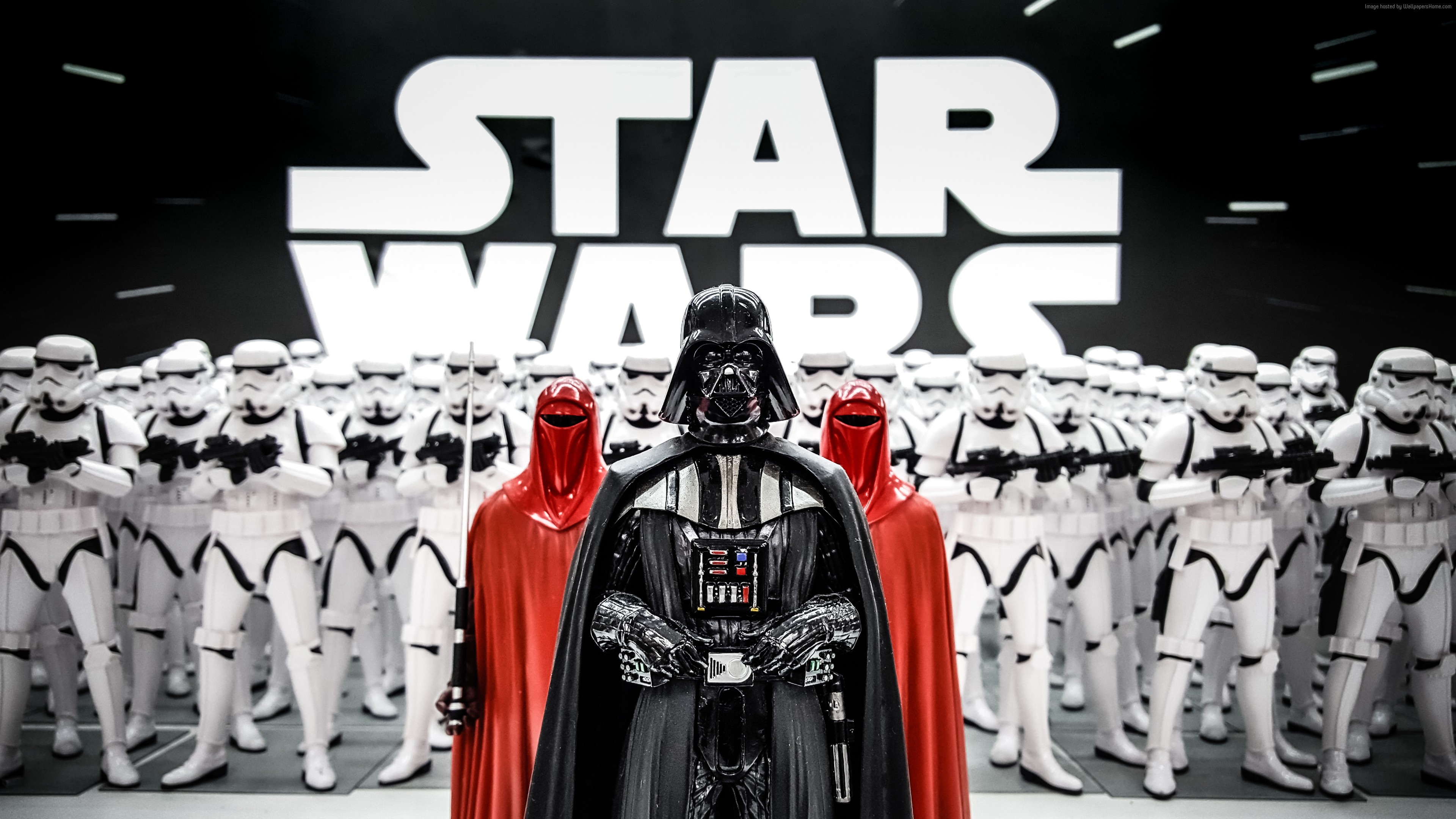 Darth Vader Stormtrooper Star Wars 2259643 Hd Wallpaper