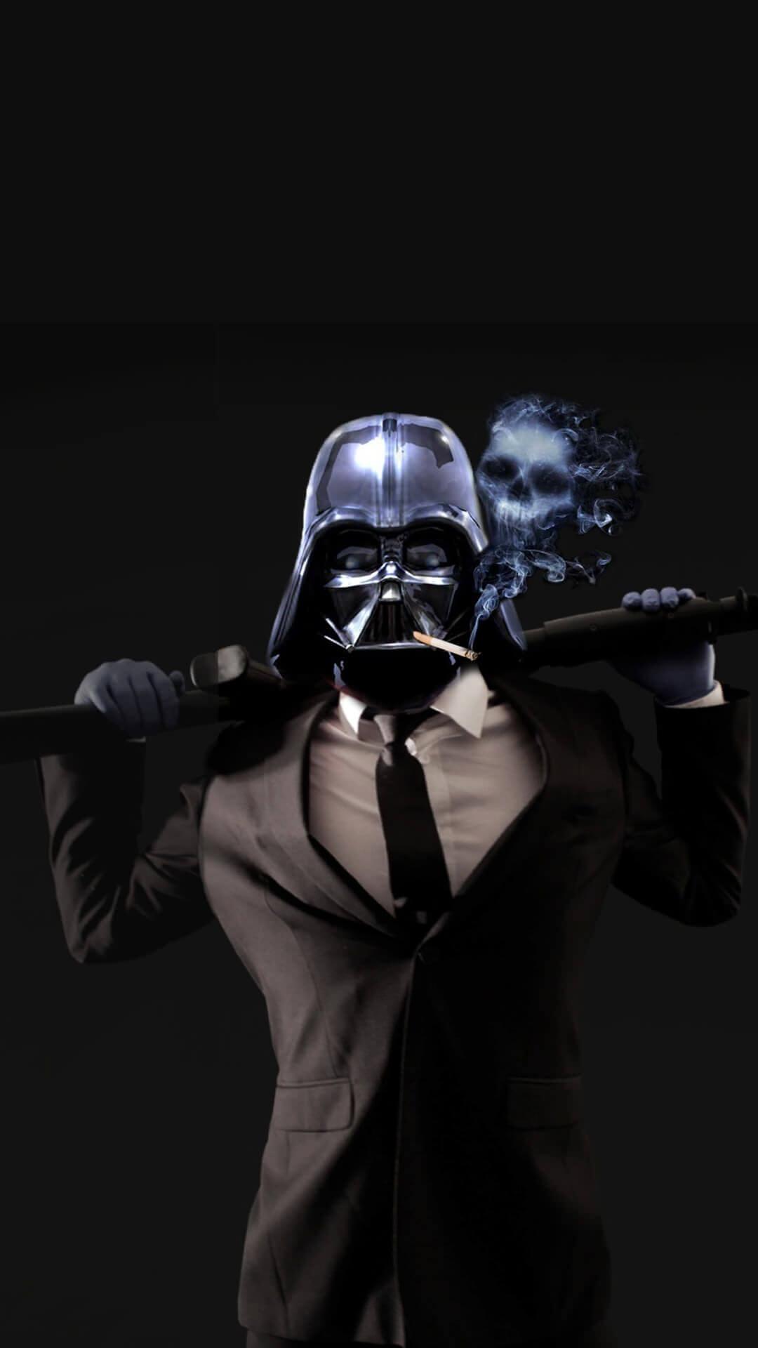 Dark Vader Wallpaper Iphone 2259659 Hd Wallpaper