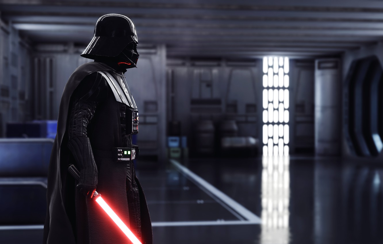 Star Wars Battlefront 2 Dark Vador 2259770 Hd Wallpaper
