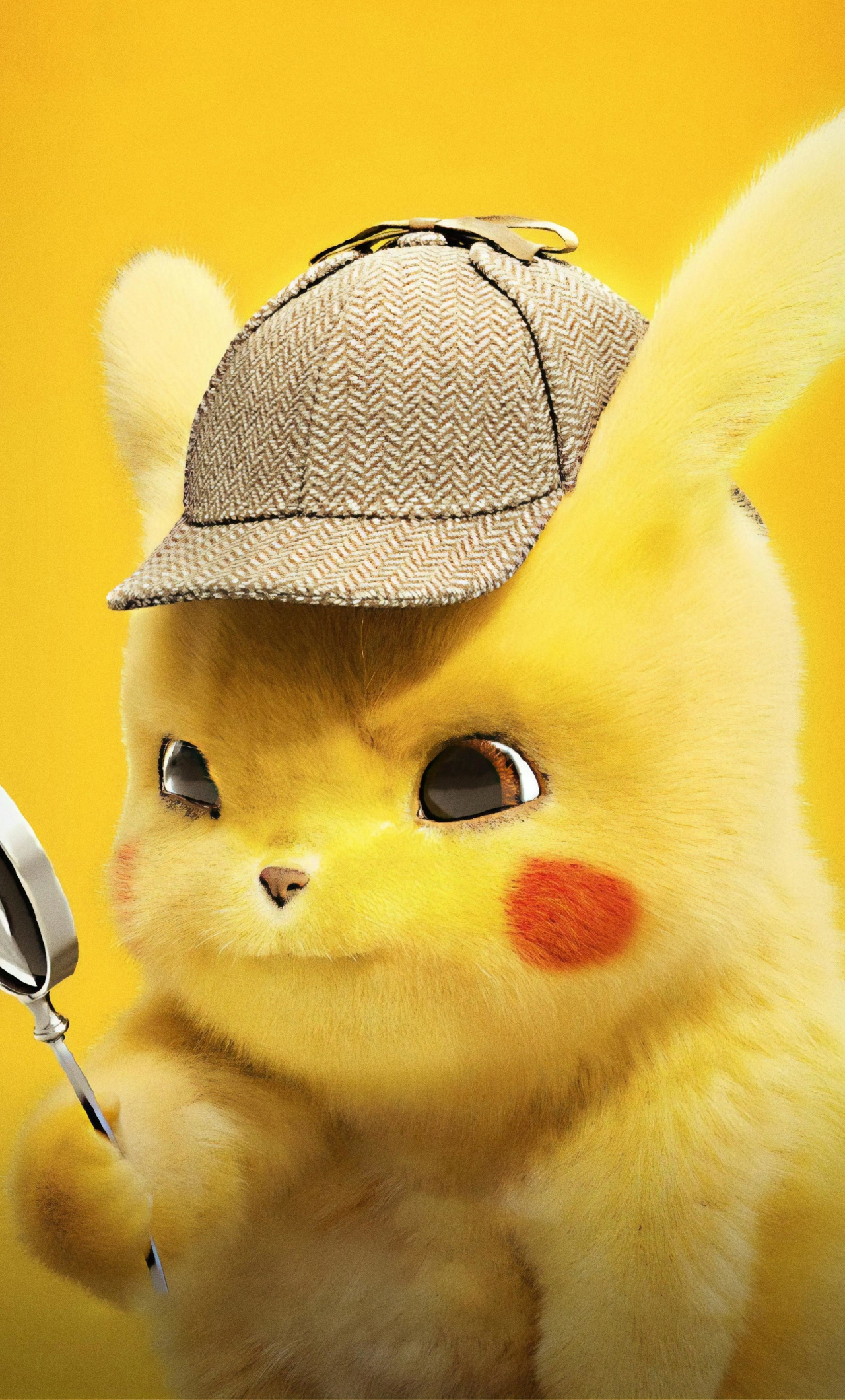 detective pikachu wallpaper for mobile