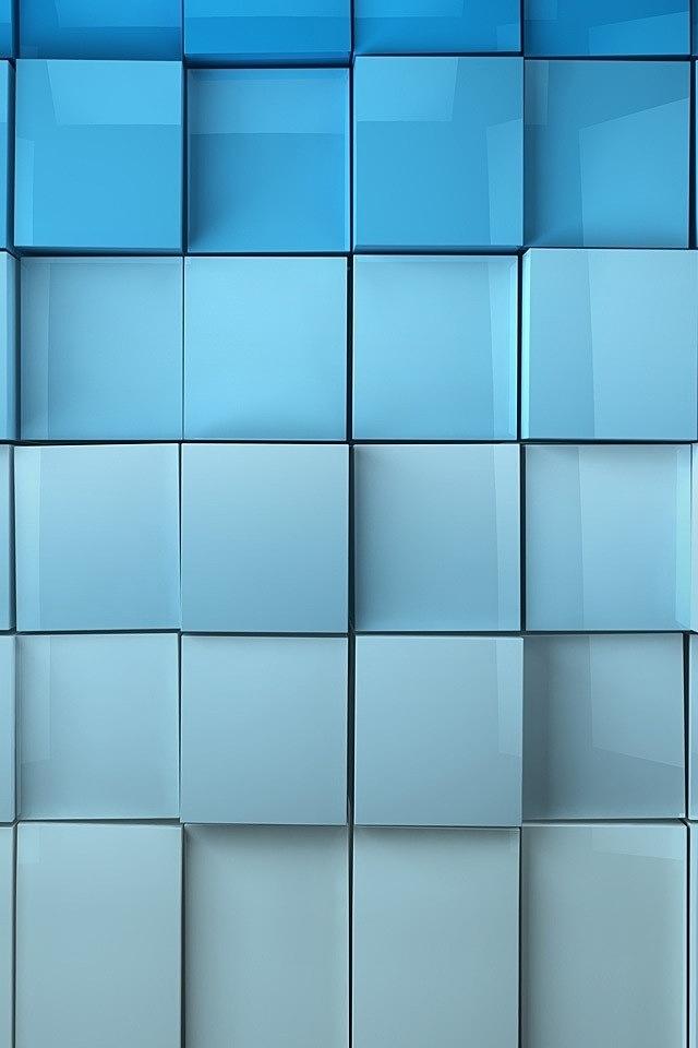 Голубые Обои На Айфон , HD Wallpaper & Backgrounds