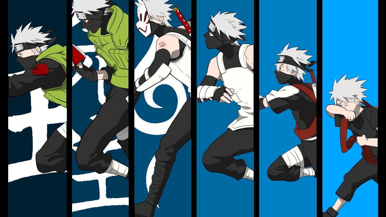 Kakashi Wallpaper Anbu 2265643 Hd Wallpaper Backgrounds Download