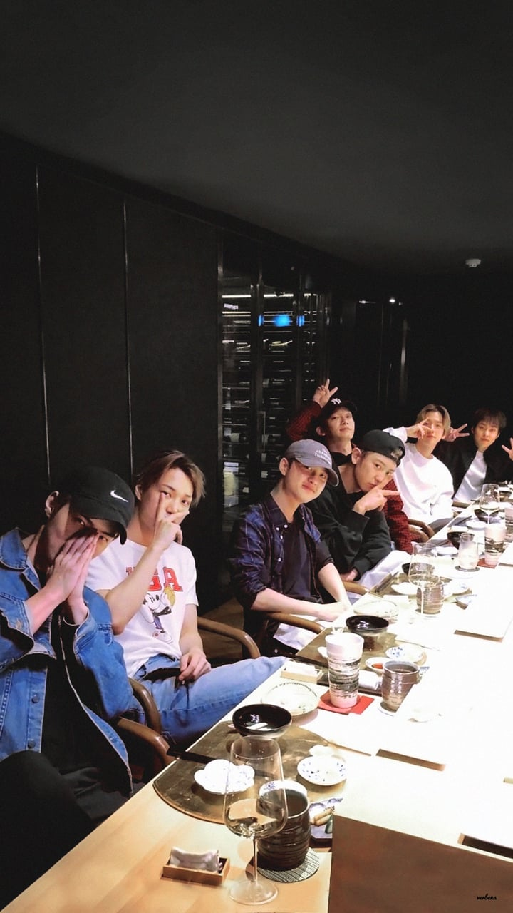 Exo Lockscreen Exo Kai , HD Wallpaper & Backgrounds