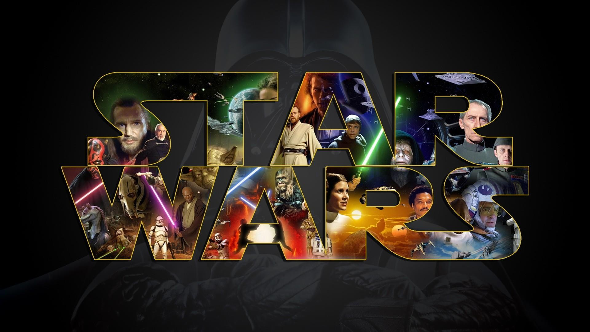 Star Wars All Episodes Background , HD Wallpaper & Backgrounds