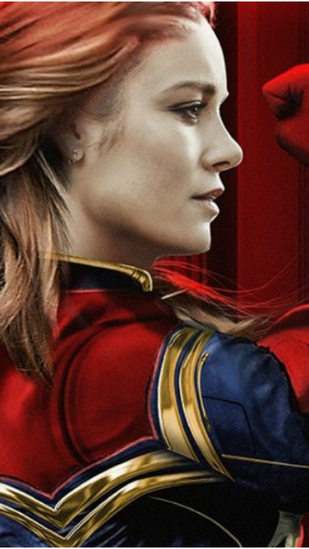 High Resolution Captain Marvel Wallpaper Hd , HD Wallpaper & Backgrounds