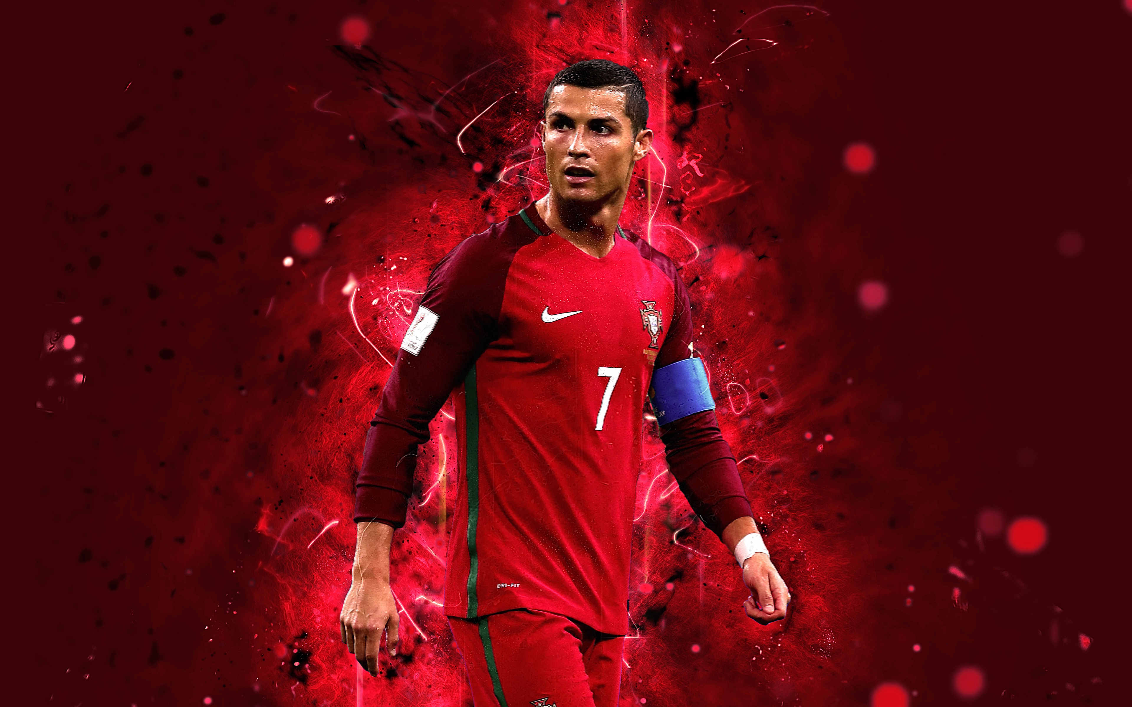 Cristiano Ronaldo Portugal Wallpaper 4k 2272556 Hd