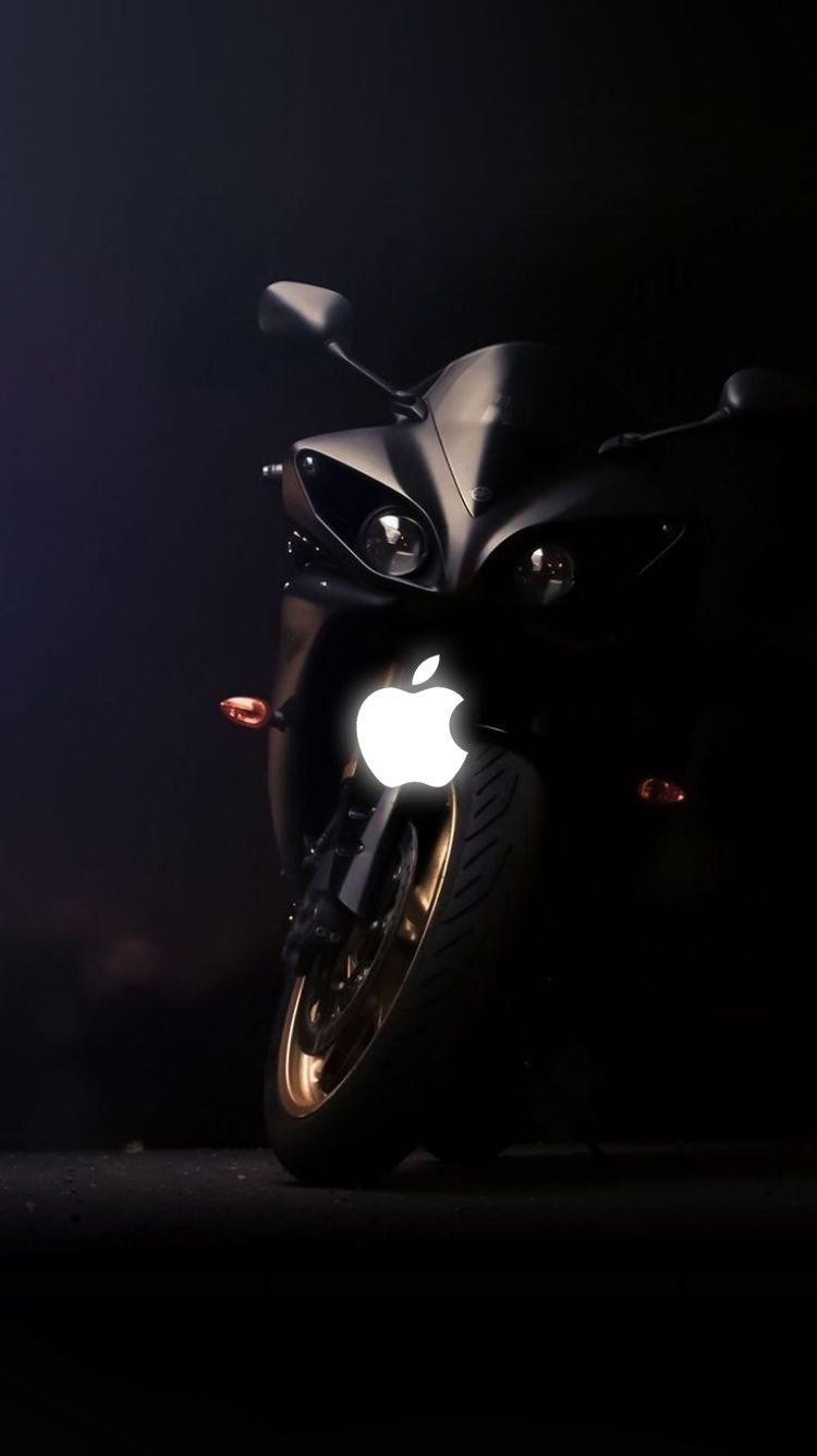 Iphone X Wallpaper Motorcycle , HD Wallpaper & Backgrounds