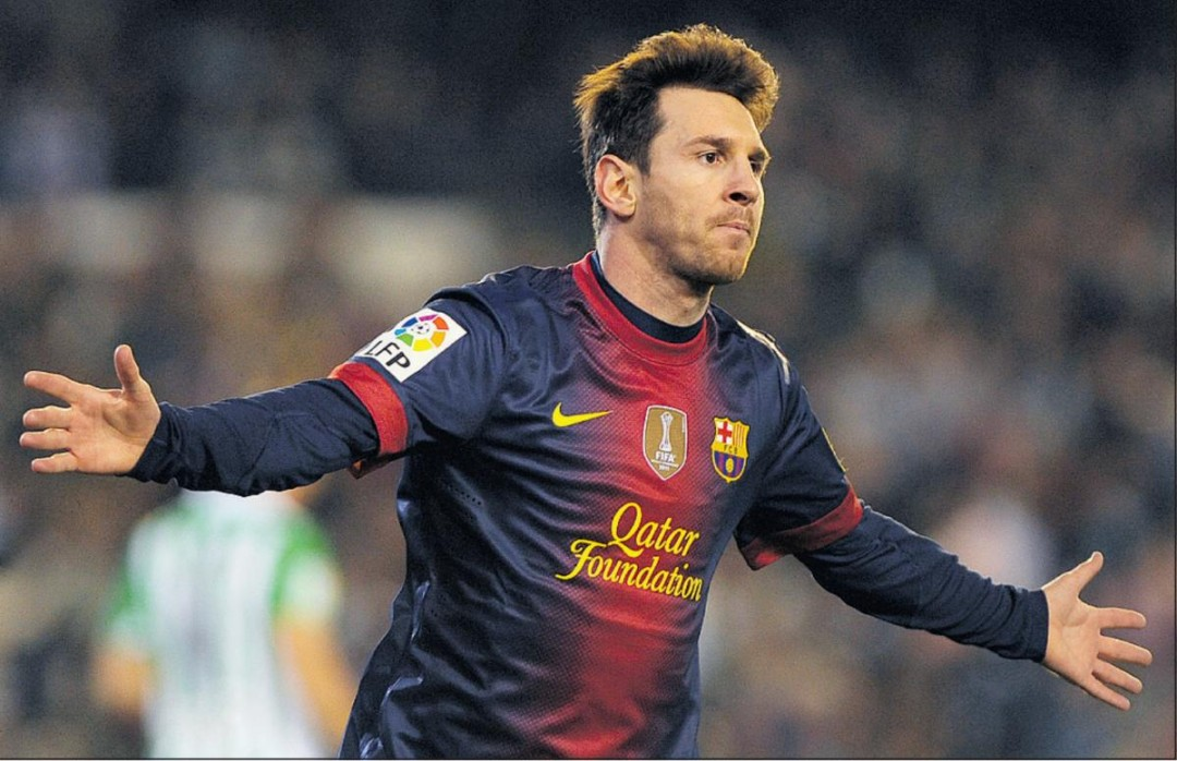 Lionel Messi Pc Hd , HD Wallpaper & Backgrounds