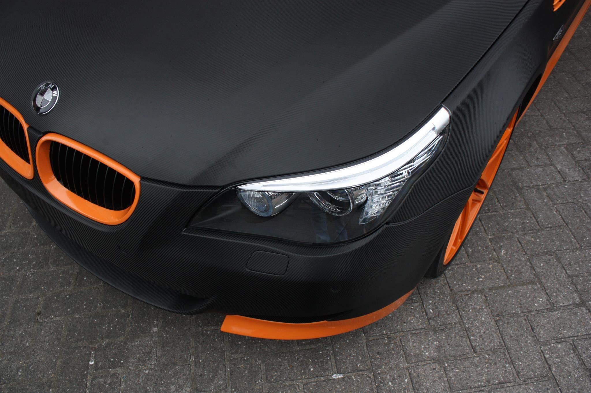 Wallpaper Bmw Car Black Colour