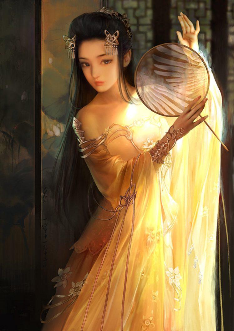 Beautiful Long Hair Girl , HD Wallpaper & Backgrounds